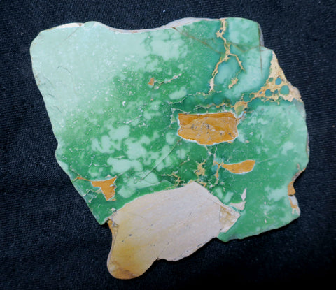 Variscite Polished Slab.  VP 201