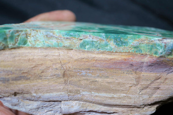 Polished Variscite  .  VP 209
