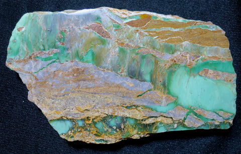 Variscite Polished Slab.  VP 205