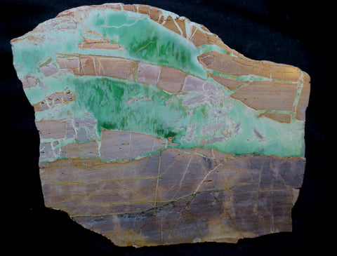 Variscite Polished Slab.  VP 213