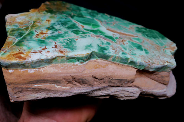 Polished Variscite  .  VP 211