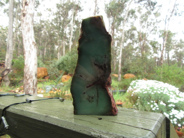 Chrysoprase Rock Block RB231