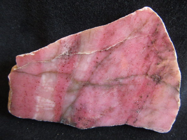 Polished Rhodonite RH224