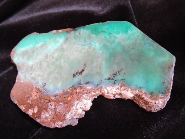 Polished Dendritic Chrysoprase CH350