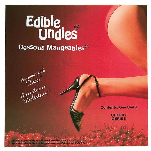 Female Edible Undies