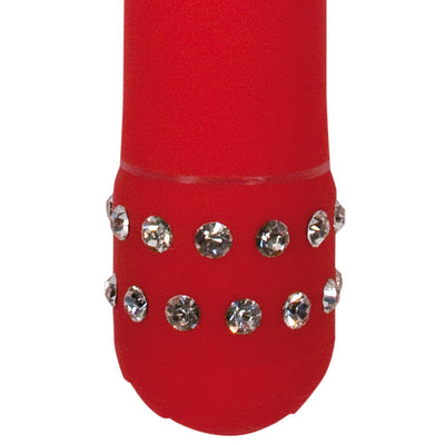 Toy Joy Diamond Red Petit Mini Vibrator.