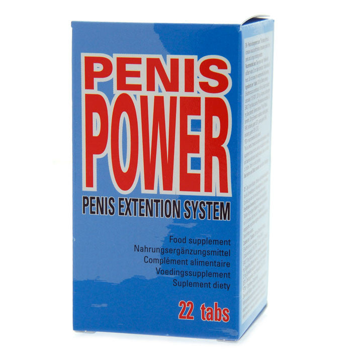 Penis Power Tablets Libido Enhancer