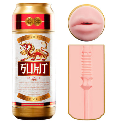 Fleshlight Sex In A Can Sukit Draft Masturbator.