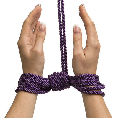 Fifty Shades Freed - Want to Play 10m Silk Rope