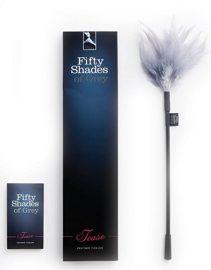 Fifty Shades Of Grey - Tease Feather Tickler.