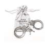 Fifty Shades Of Grey - You Are Mine Metal Handcuffs.