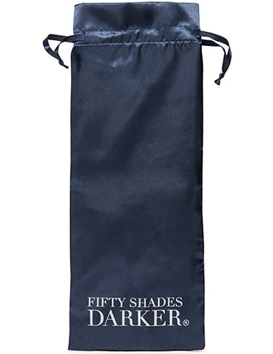 Fifty Shades Darker - Just Sensation Beaded Clitoral Clamp