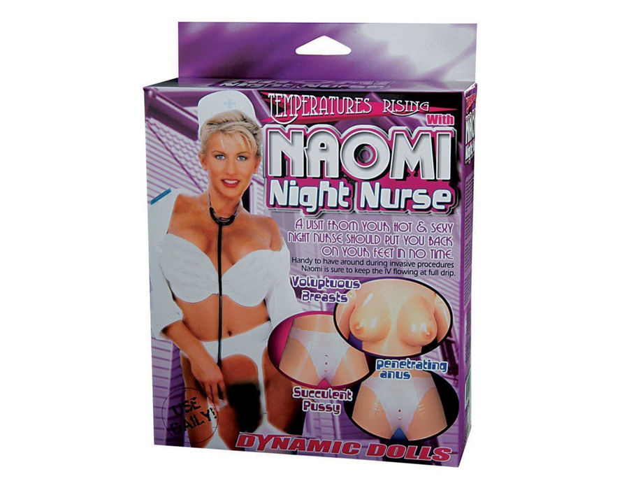 Naomi Night Nurse Love Doll