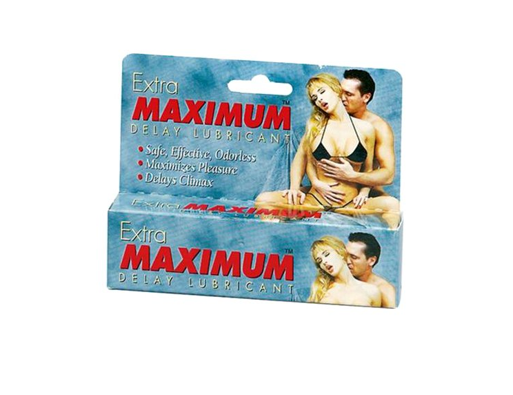 Extra Maximum Delay Cream (Large)