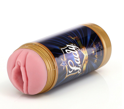Fleshlight Sex In A Can Lady Lager Masturbator.
