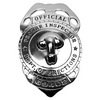 Official Pecker Inspector Badge