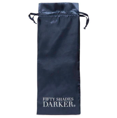 Fifty Shades Darker - Deliciously Deep Steel G-Spot Wand.