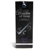 Fifty Shades Of Grey - Charlie Tango Classic Vibrator Black.