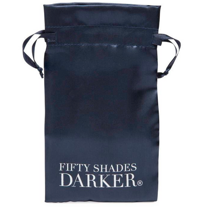 Fifty Shades Darker - Primal Attraction Jiggle Pleasure Plug.