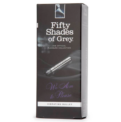 Fifty Shades Of Grey - We Aim To Please Vibrating Bullet.
