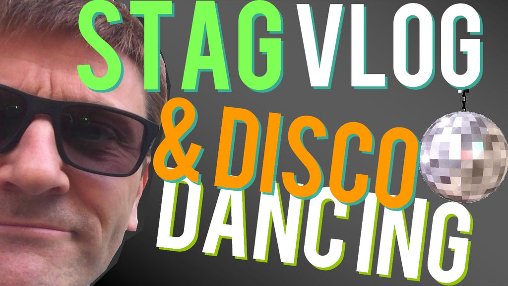 STAG VLog  & Disco Dancing