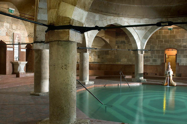 Best Baths in Hungary - Rudas Thermal Baths, Budapest