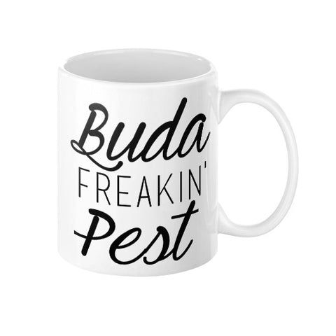 Coffee Mug  BudapestCanoe.Com