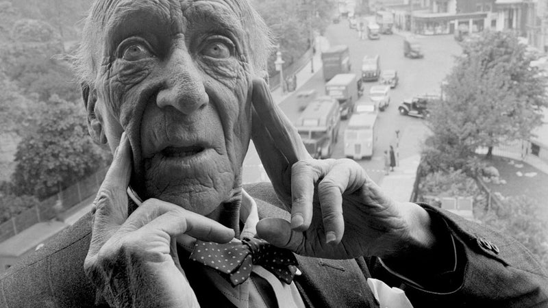 The Man Whom the Trees Loved by Algernon Blackwood