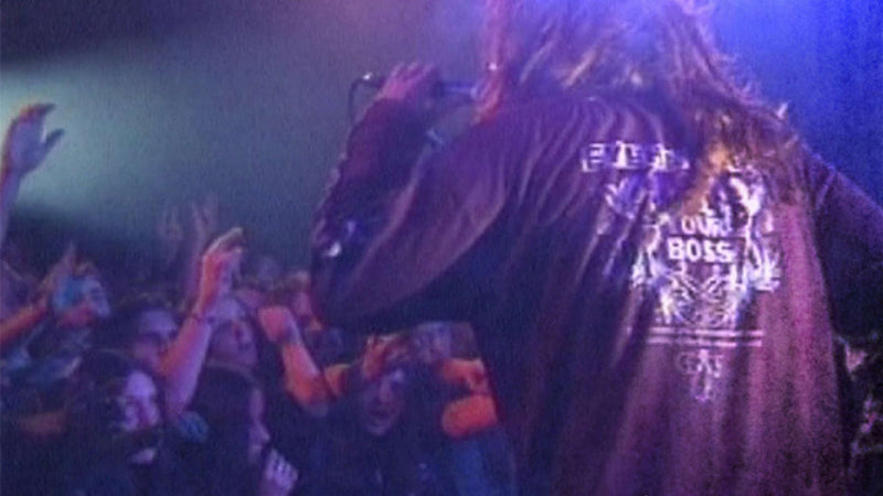 25 Years Ago: AT THE GATES live in Krakow
