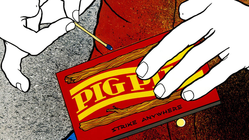 27 Years Ago: BIG BLACK release Pigpile