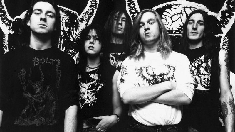 27 Years Ago: BOLT THROWER release Cenotaph (National Army Museum interview)