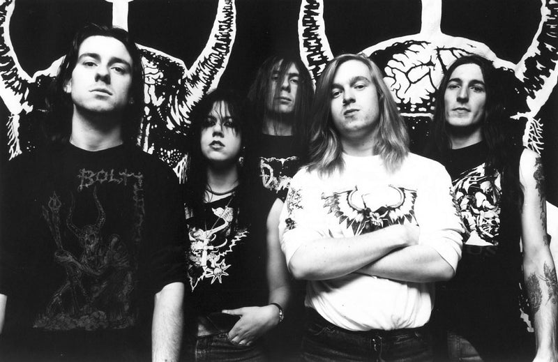 26 Years Ago: BOLT THROWER release Cenotaph (National Army Museum interview)