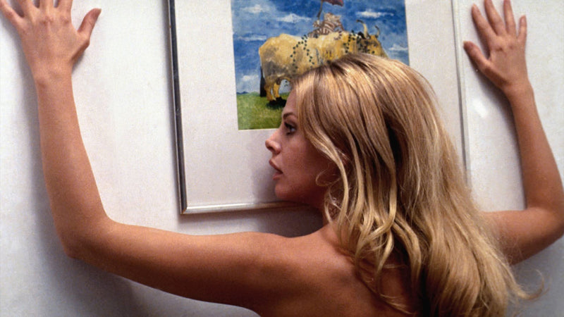 Another sacrifice for Aphrodite: Britt Ekland t-shirts back in stock