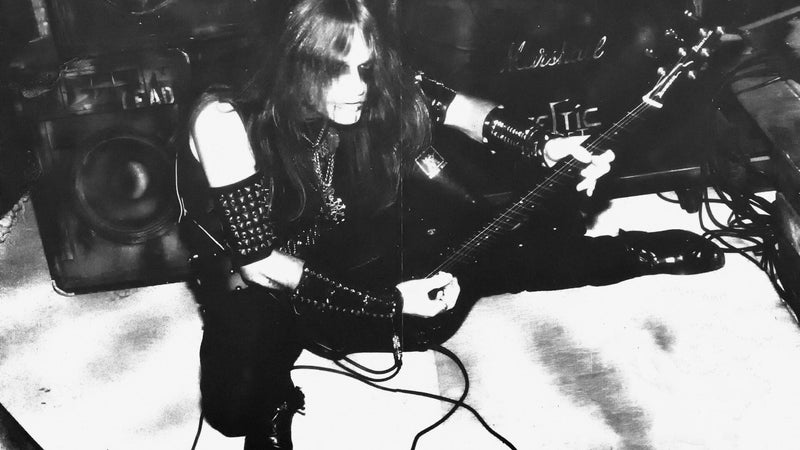 32 Years Ago: Tom G. Warrior radio interview (CELTIC FROST Emperor's Return era)