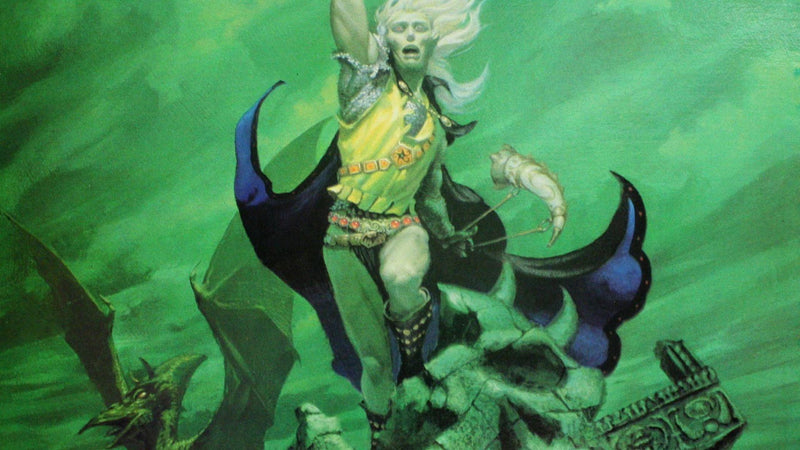 40 Years Ago: CIRITH UNGOL release Frost and Fire