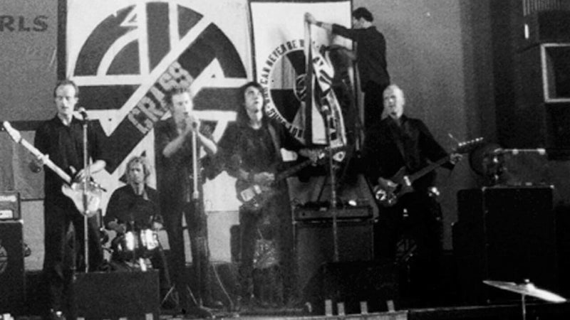 39 Years Ago: CRASS record a demo at Southern