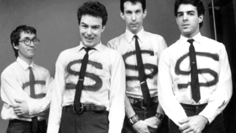 40 Years Ago: DEAD KENNEDYS perform Pull My Strings at the Bammies