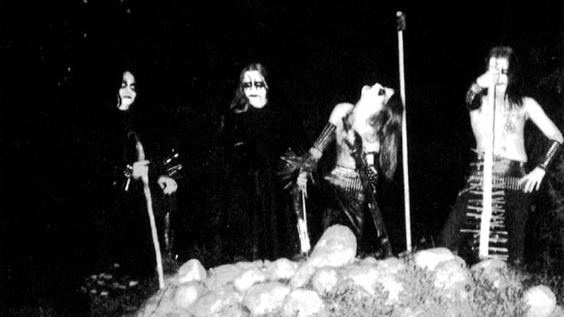 22 Years Ago: DIMMU BORGIR live in Germany (pre For all Tid)