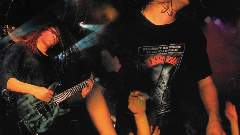27 Years Ago: ENTOMBED & CARCASS live in London (Gods of Grind)