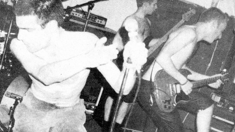 31 Years Ago: FUGAZI record a Peel session