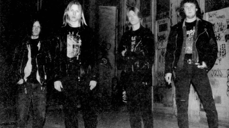 30 Years Ago: GRAVE record Sick Disgust Eternal demo