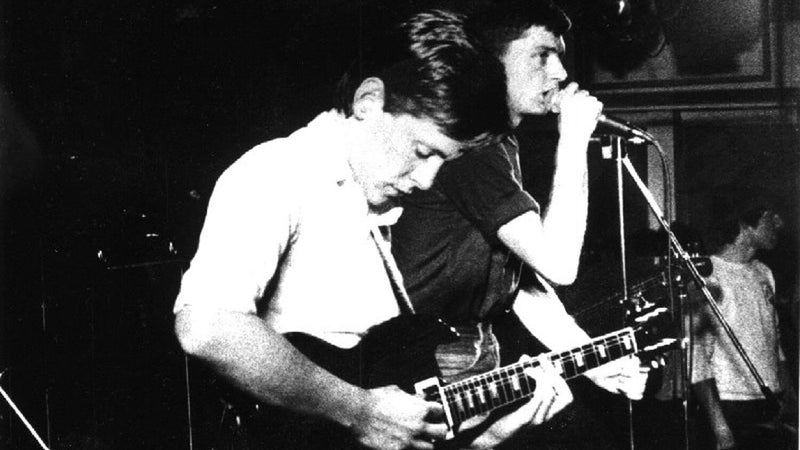 38 Years Ago: JOY DIVISION live for the last time (Birmingham University)