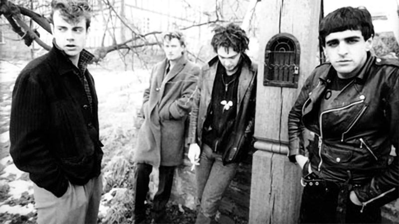 40 Years Ago: KILLING JOKE record their second Peel session