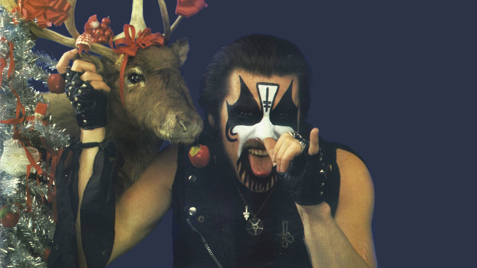 32 Years Ago: KING DIAMOND release No Presents for Christmas ...