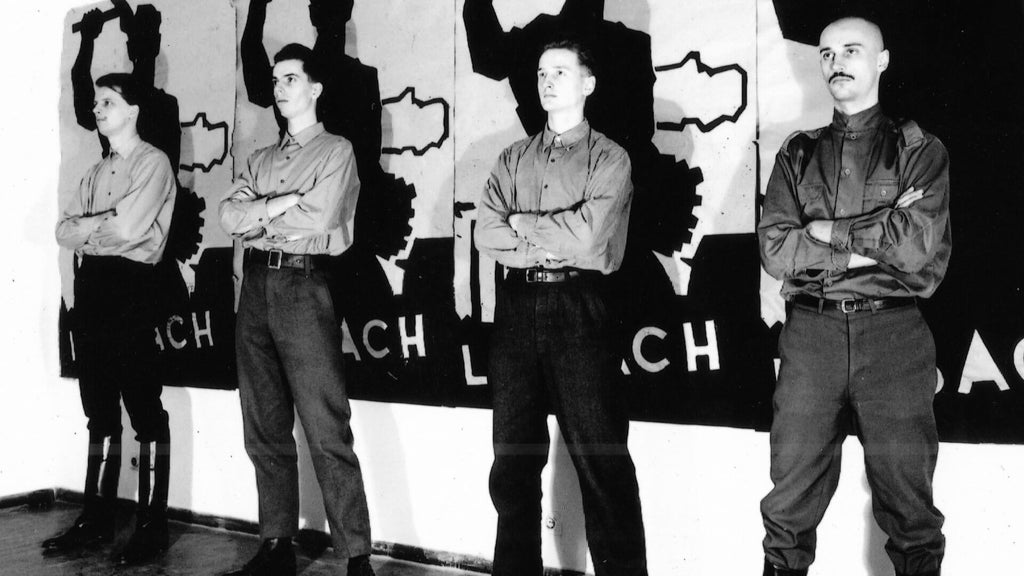 34 Years Ago: LAIBACH interviewed by TV Tednik (with English translation)