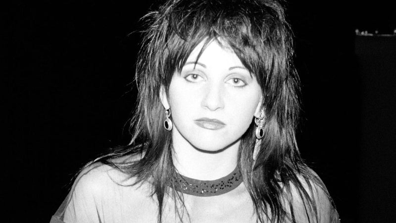 32 Years Ago: LYDIA LUNCH live at the Detroit Institute of Arts (Oral Fixation)