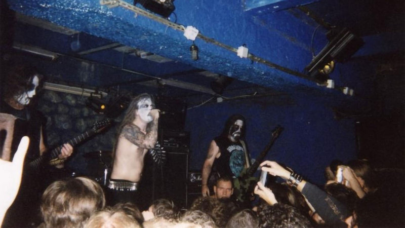 21 Years Ago: MARDUK live in Rotterdam
