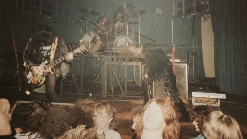 27 Years Ago: MAYHEM live in Leipzig (Photos and Audio)