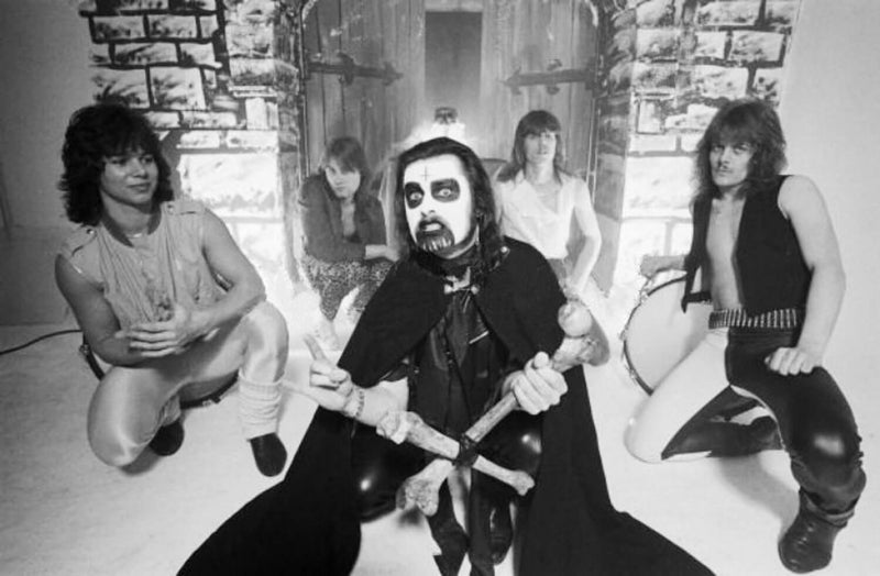 34 Years Ago: MERCYFUL FATE live in Eindhoven (with King Diamond commentary)
