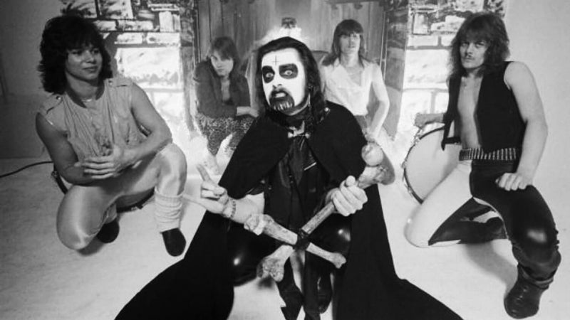 35 Years Ago: MERCYFUL FATE live in Eindhoven (with King Diamond commentary)
